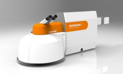 Renishaw High Performance inVia™ confocal Raman Microscope